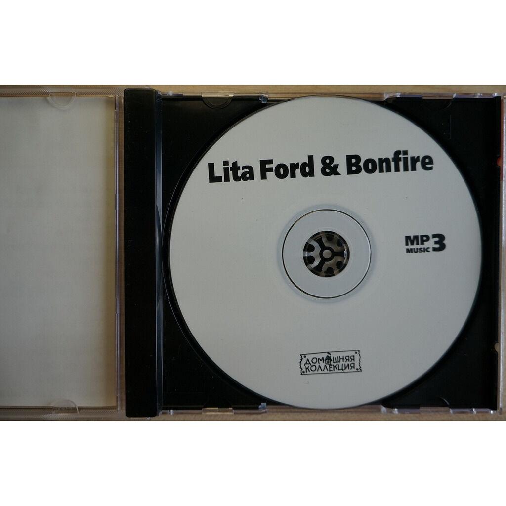 lita ford & bonfire MP3 Home Collection
