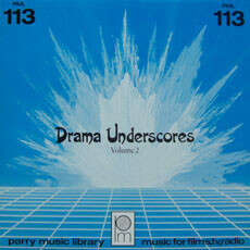 Various Drama Underscores Volume 2