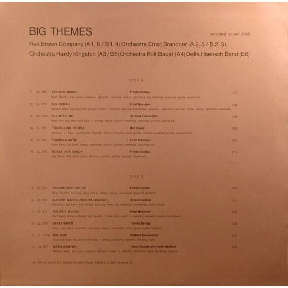 Various Big Themes