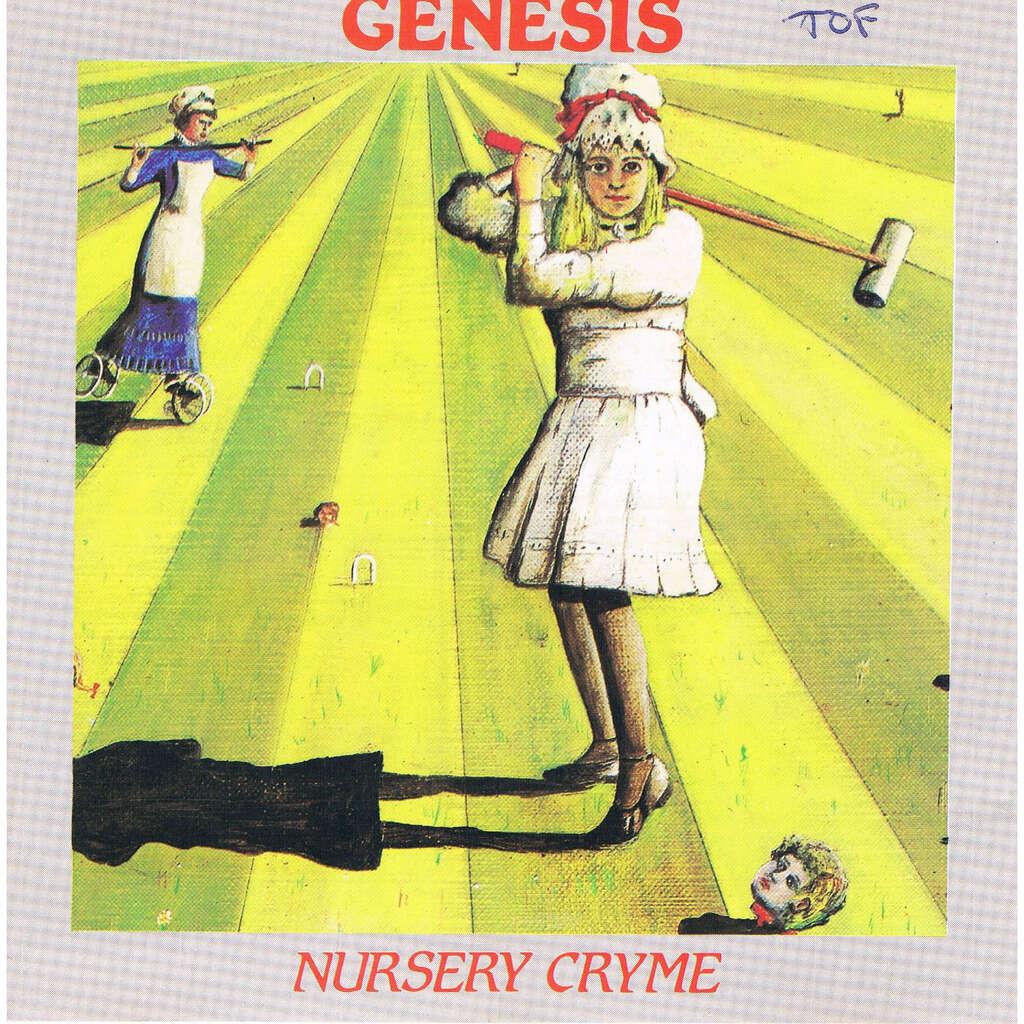 Genesis Nursery Cryme