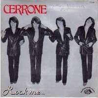 CERRONE rock me..../ rocket in the pocket