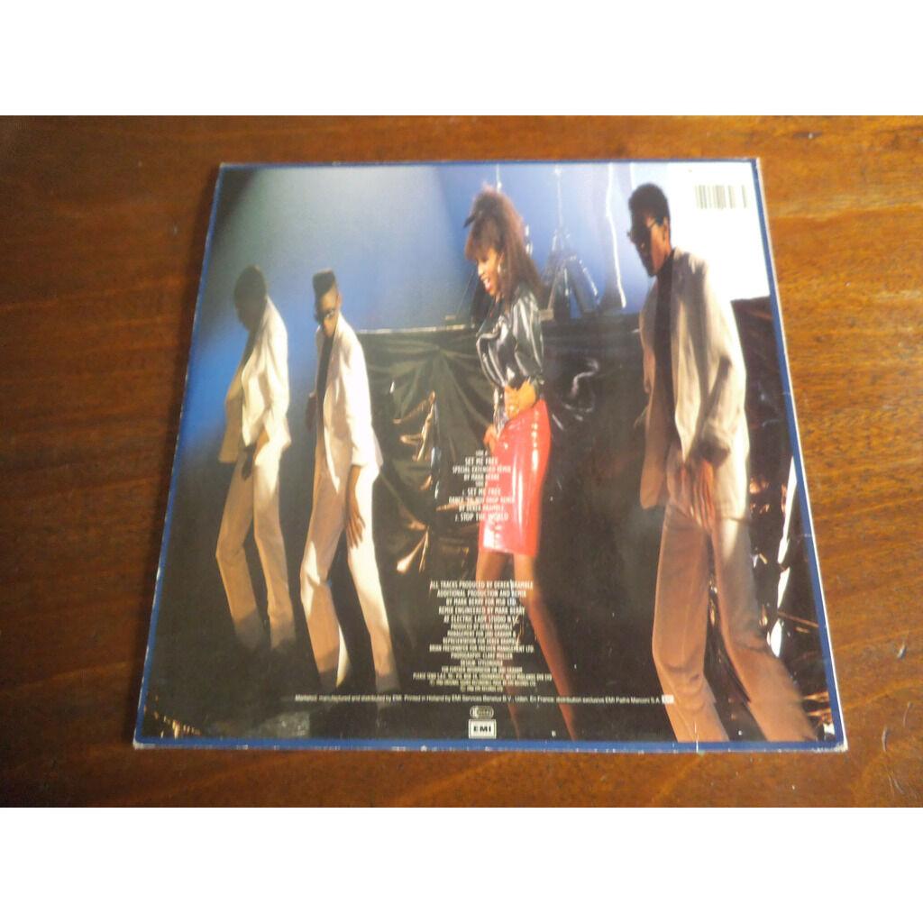 jaki graham set me free ( special extended version / set me free ( version 45tours ) / stop the world