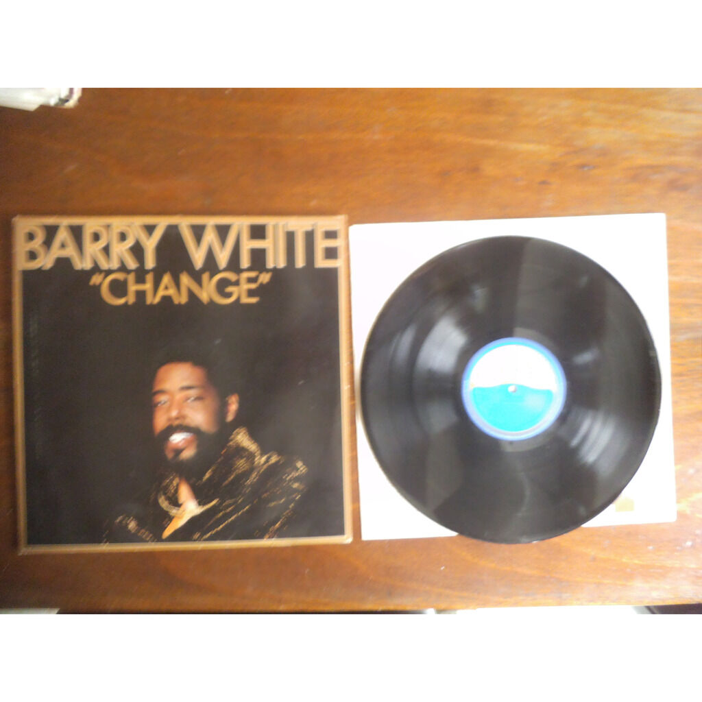 Barry White Change