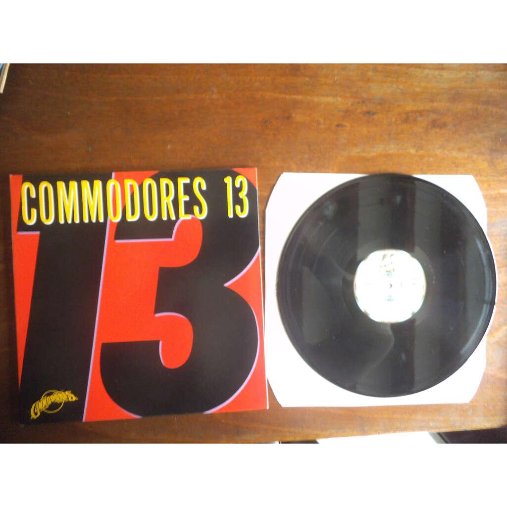 Commodores Commodores 13