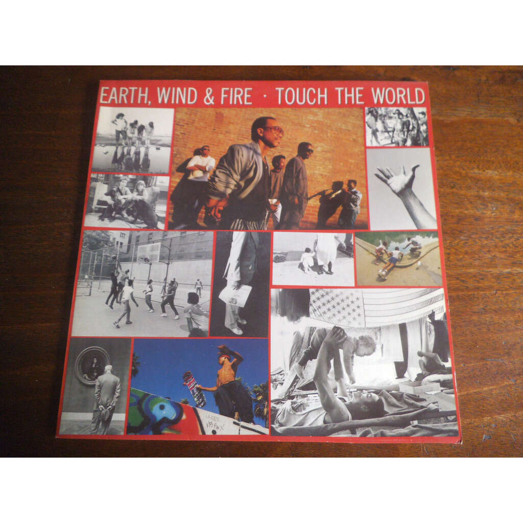 earth wind & fire touch the world