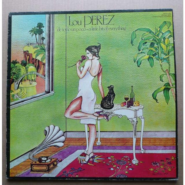 Lou Perez De Todo Un Poco (A Little Bit Of Everything)