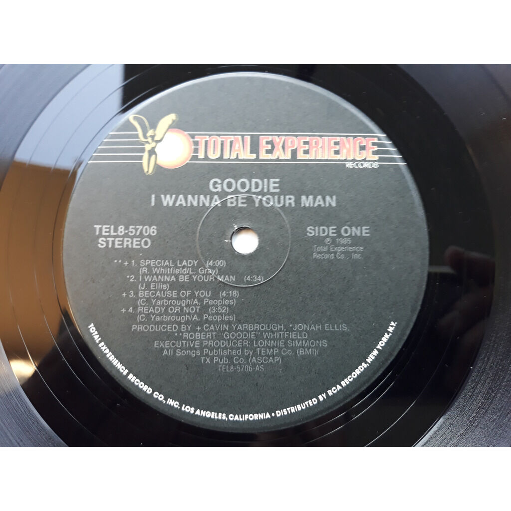 Goodie I Wanna Be Your Man.1985.