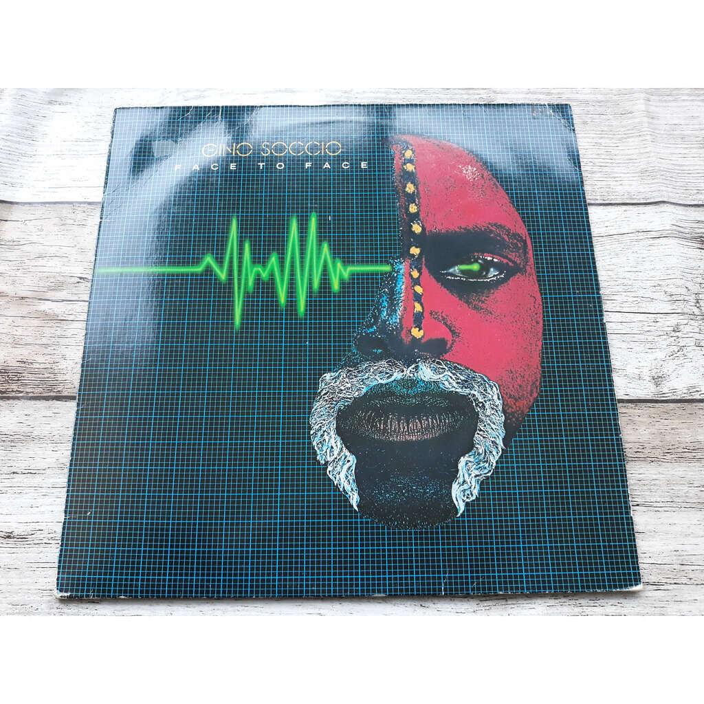Gino Soccio Face To Face.1982.
