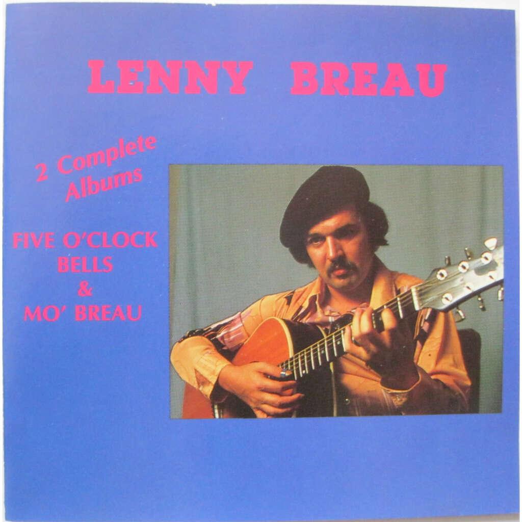 LENNY BREAU Five o'clock bells / Mo' Breau ( usa )