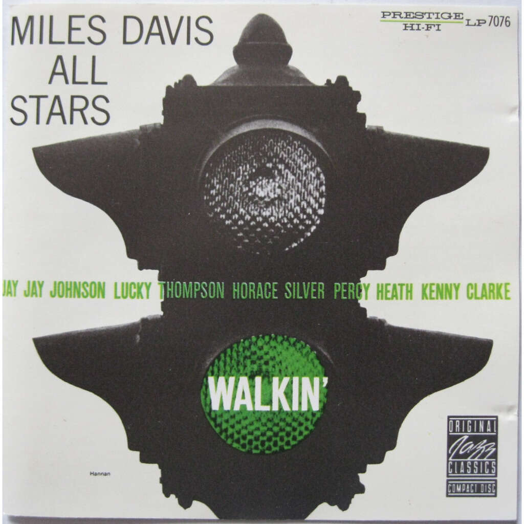 MILES DAVIS ( ALL STARS ) WALKIN'