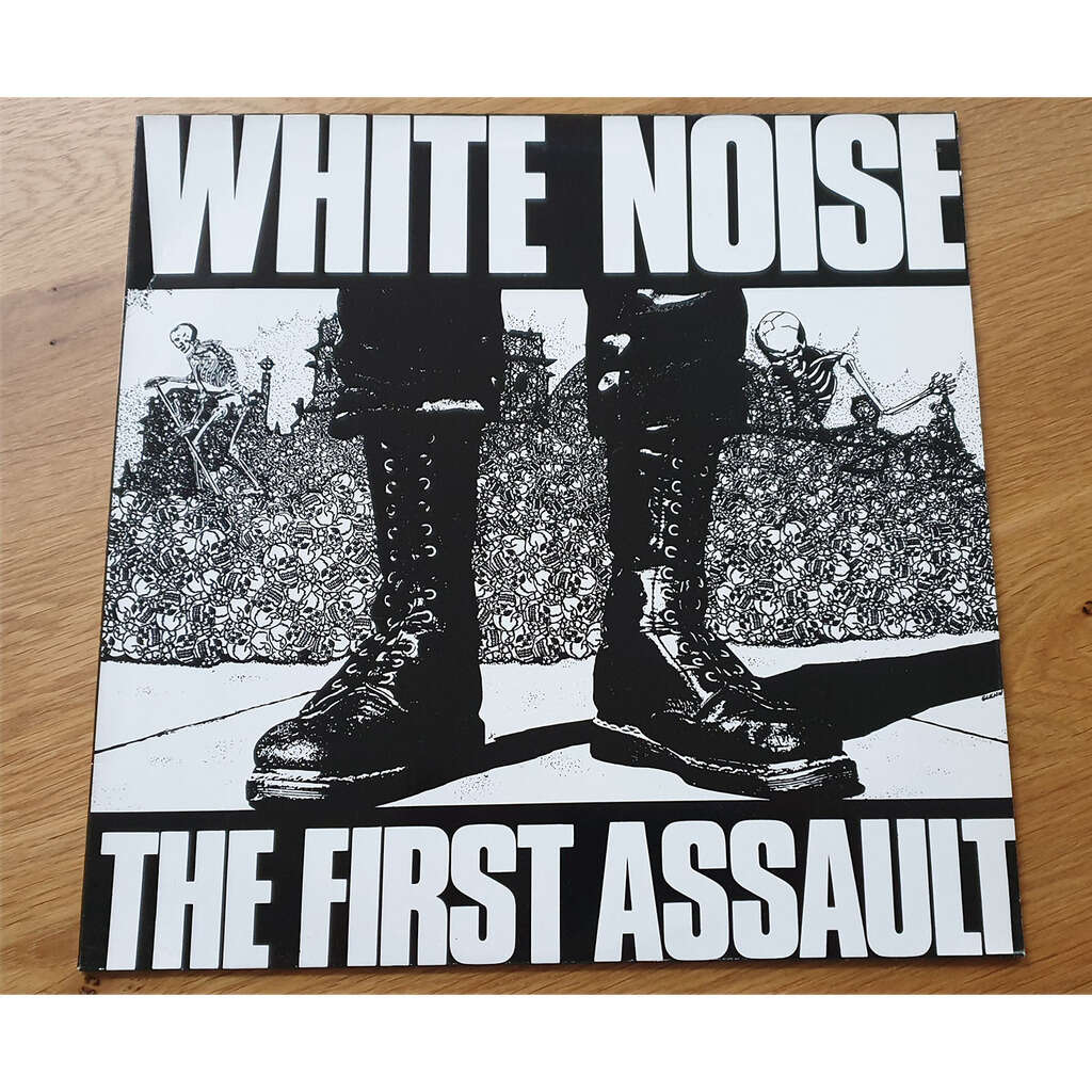 THE WHITE NOISE THE FIRST ASSAULT