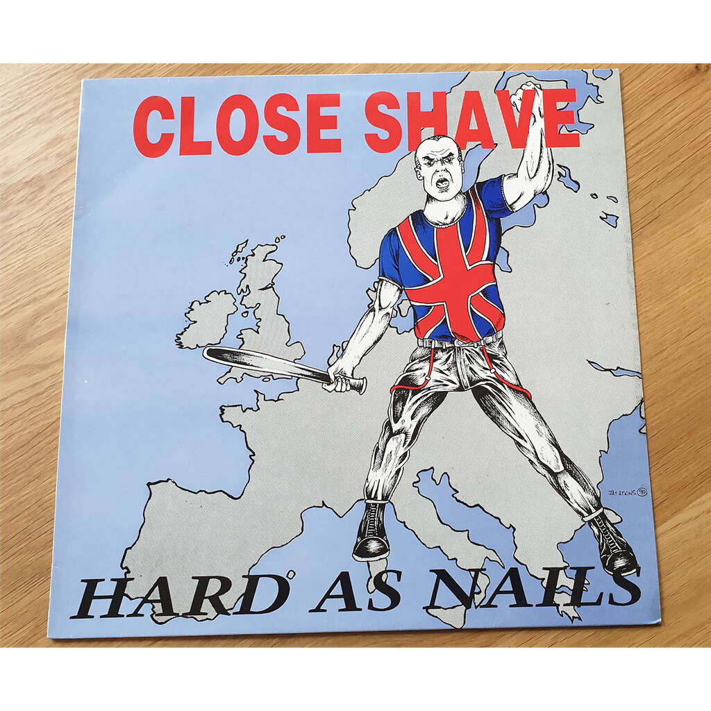 CLOSE SHAVE HARD AS NAILS