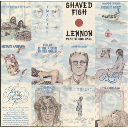 John Lennon and the Plastic Ono Band Shaved Fish