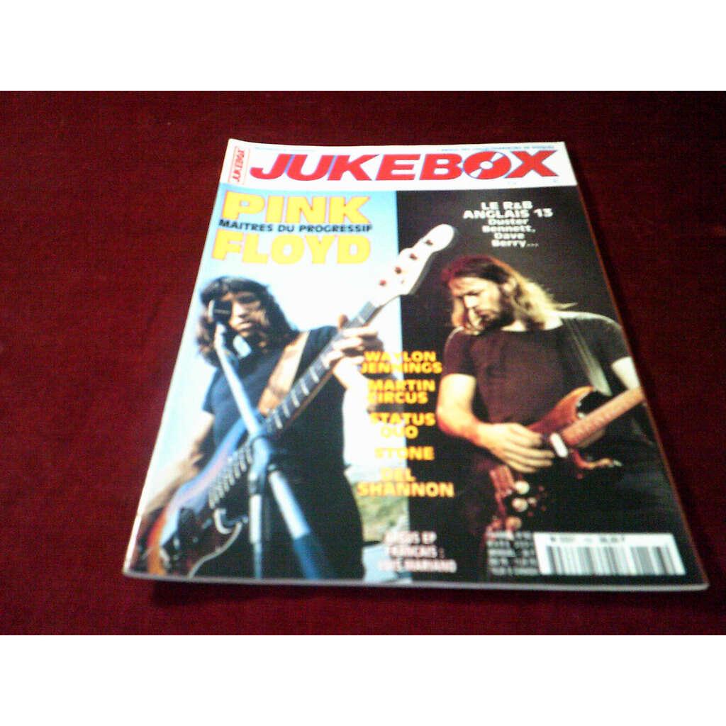 pink floyd JUKEBOX No 163 MARS 2001