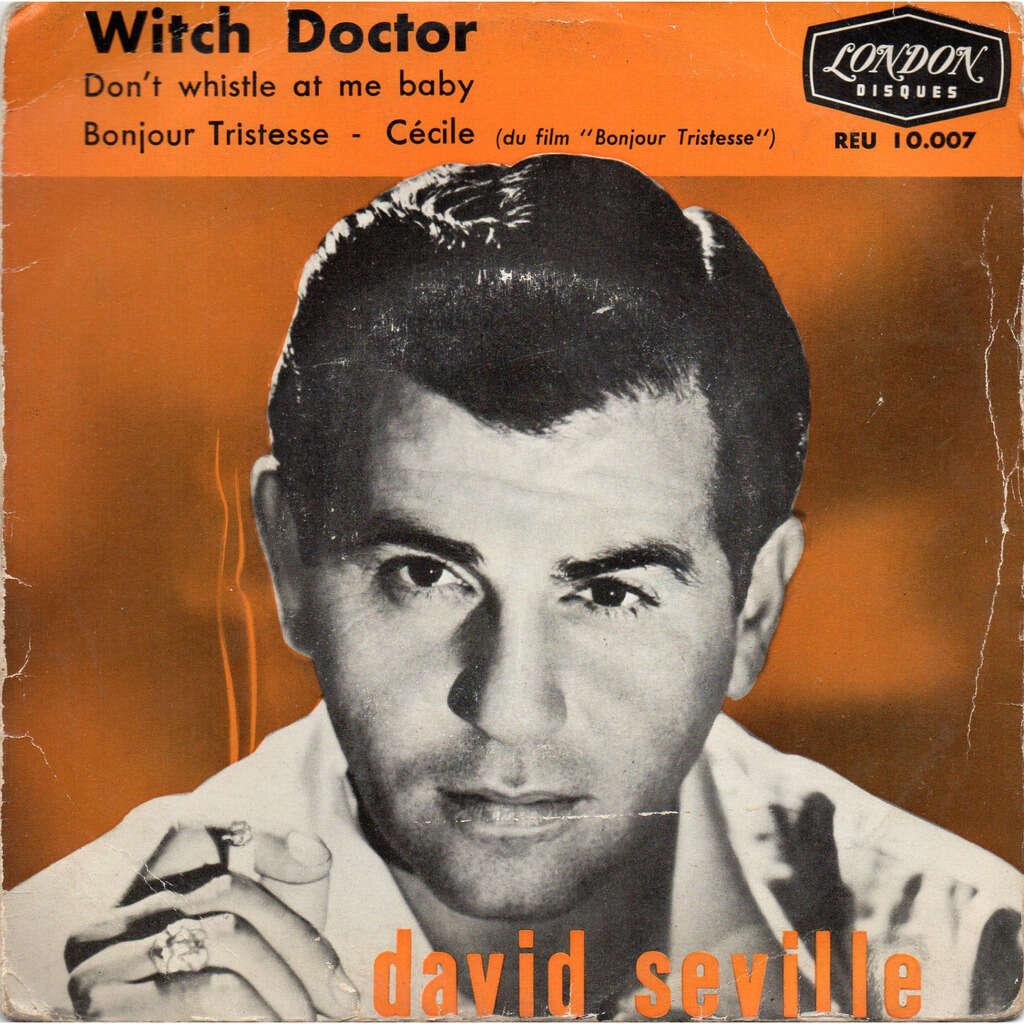 david seville witch doctor / don't whistle at me baby / bonjour tristesse / cecile (Du Film Bonjour Tristesse)