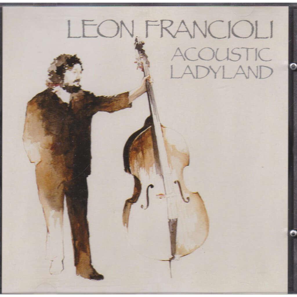 leon francioli acoustic ladyland