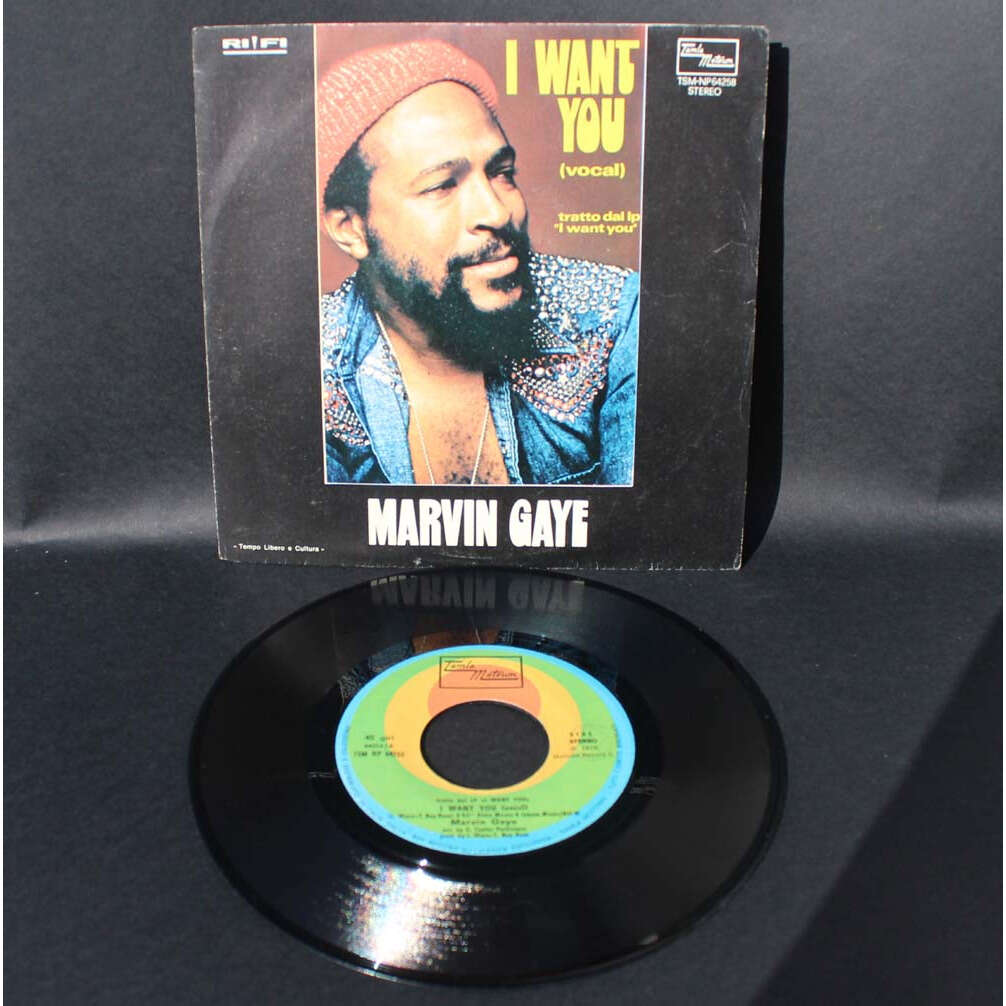 Marvin Gaye I Want You