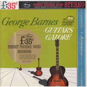 George Barnes Guitars Galore