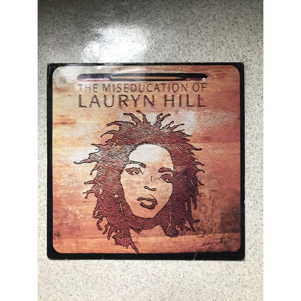 Lauryn Hill The Miseducation Of Lauryn Hill (STILL SEALED)