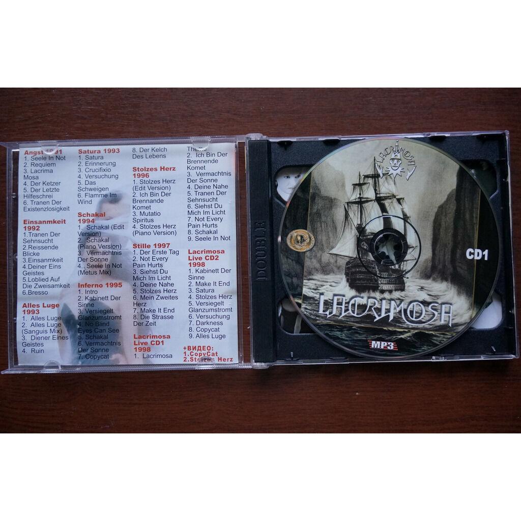 lacrimosa MP3 (2 CD)