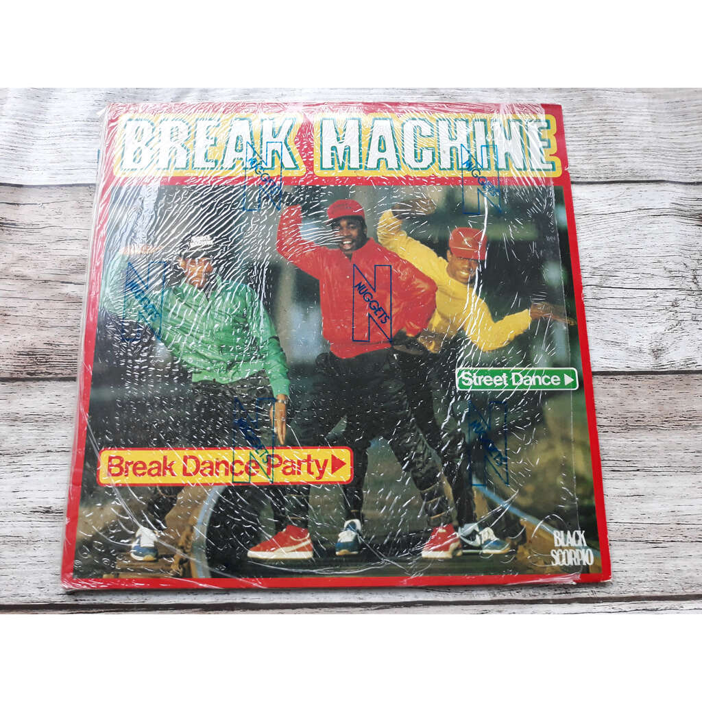 Break Machine Break Dance Party.1984.