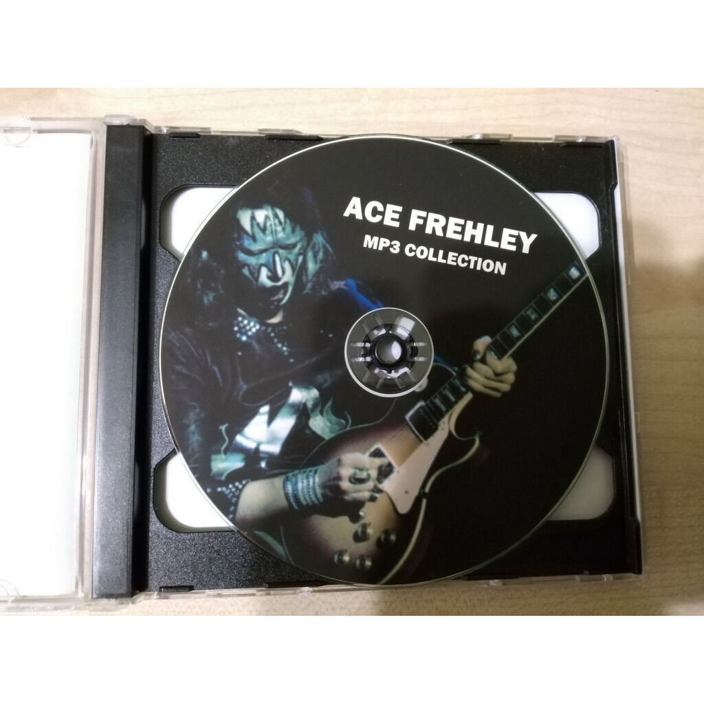 ace frehley MP3 Collection (2 CD)