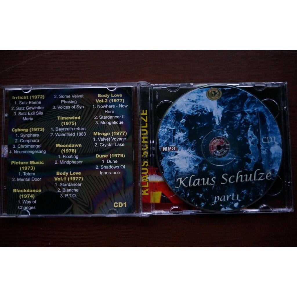 Klaus Schulze MP3 Collection (2 CD)