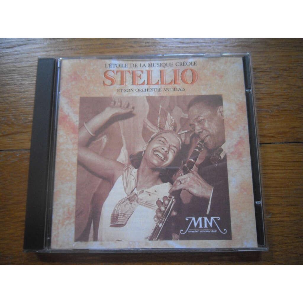 alexandre stellio et son orchestre antillais - l'étoile de la musique créole