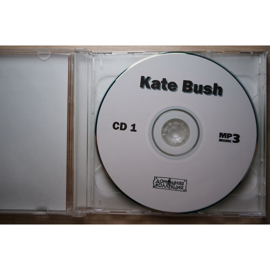 kate bush MP3 Home Collection (2 CD)