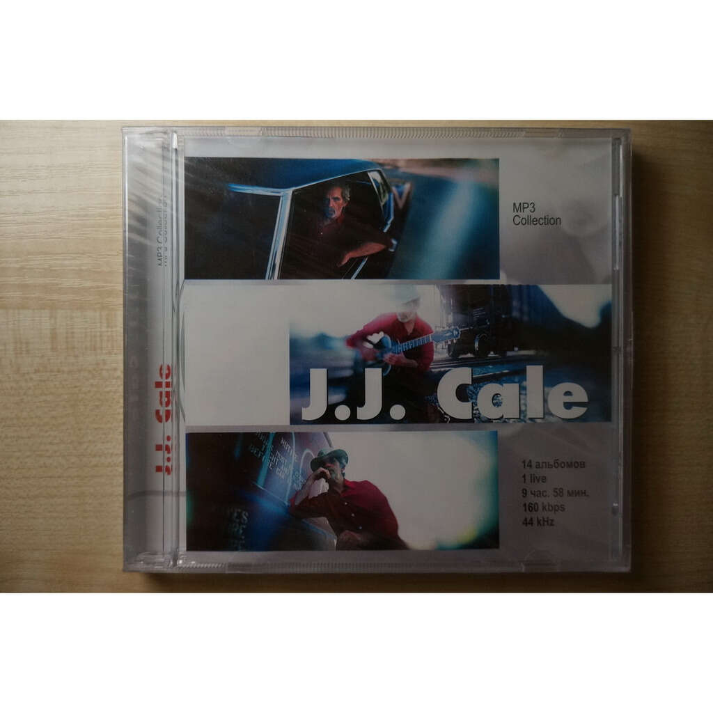 j.j. cale MP3 Collection