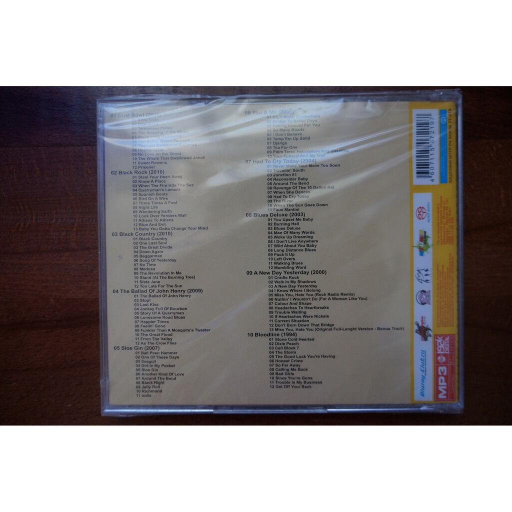 Joe Bonamassa MP3 Collection