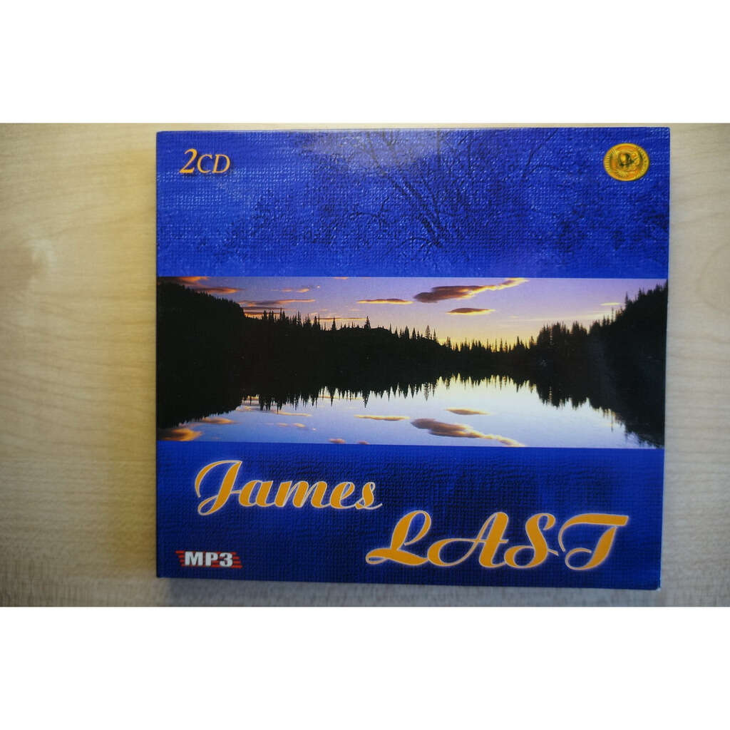 James Last MP3 Collection (2 CD)