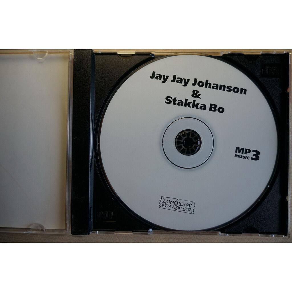 Jay-Jay Johanson, Stakka Bo MP3 Home Collection