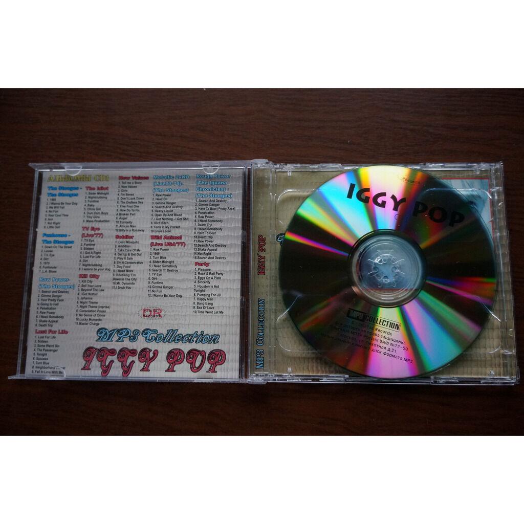 Iggy Pop MP3 (2 CD)