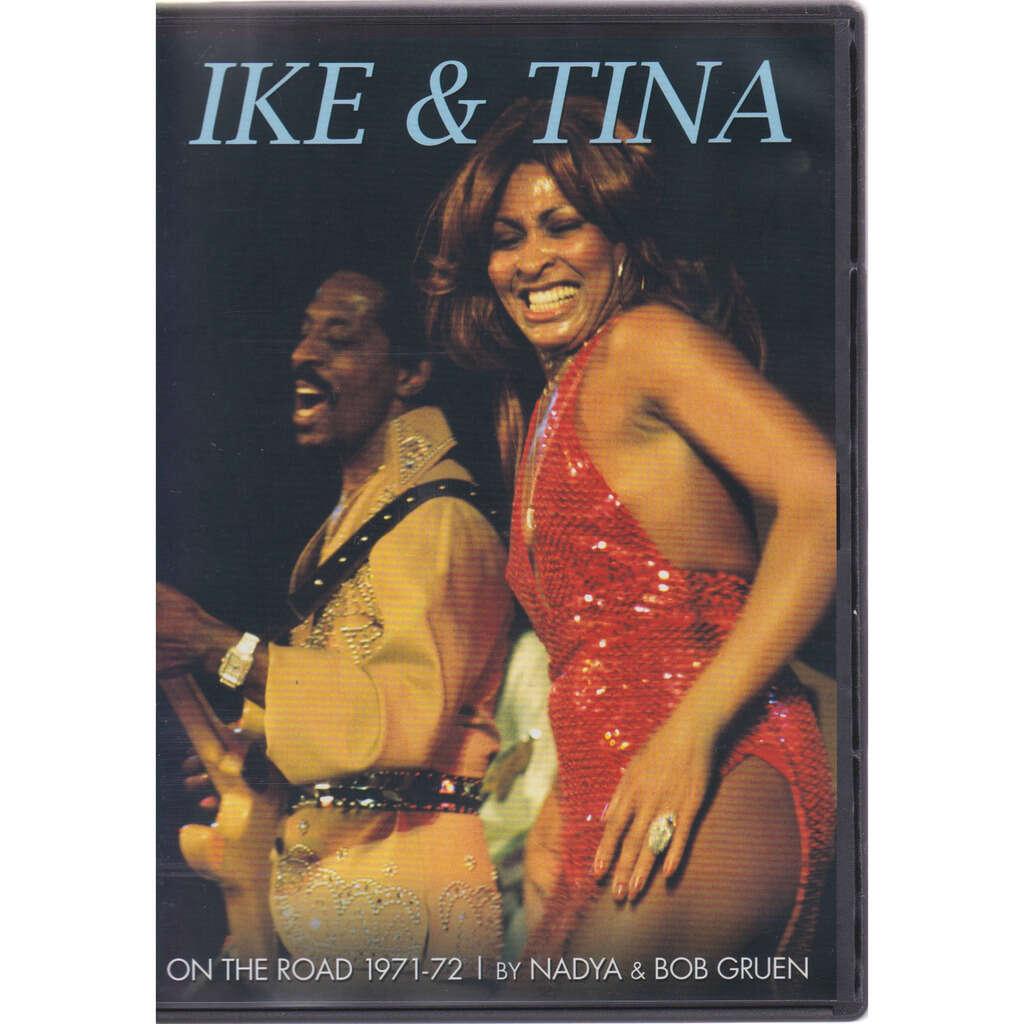 ike & tina turner on the road 1971-72