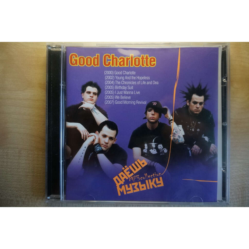 good charlotte MP3 Collection