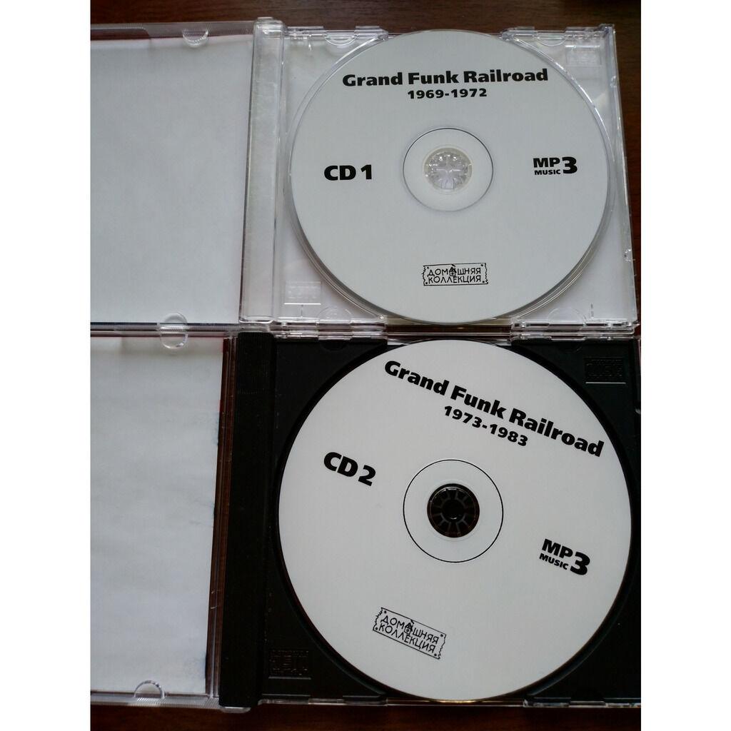 grand funk railroad MP3 Home Collection (2 CD)