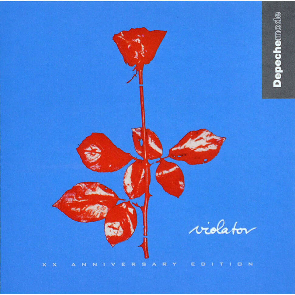 DEPECHE MODE Violator XX Anniversary Edition Remixes CD