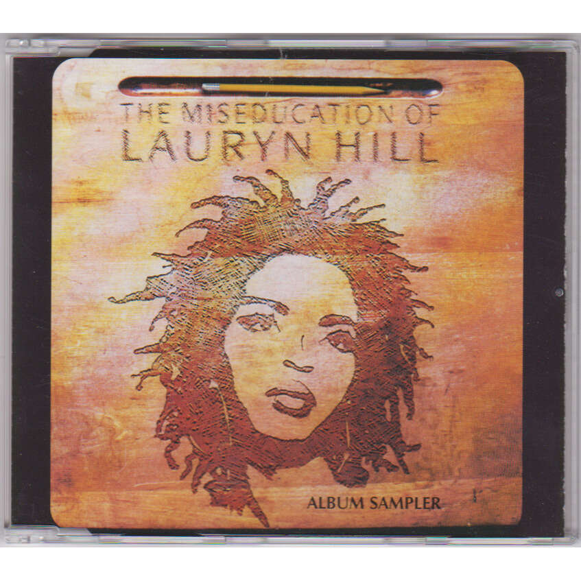 Lauryn Hill The Miseducation Of Lauryn Hill (Album Sampler)