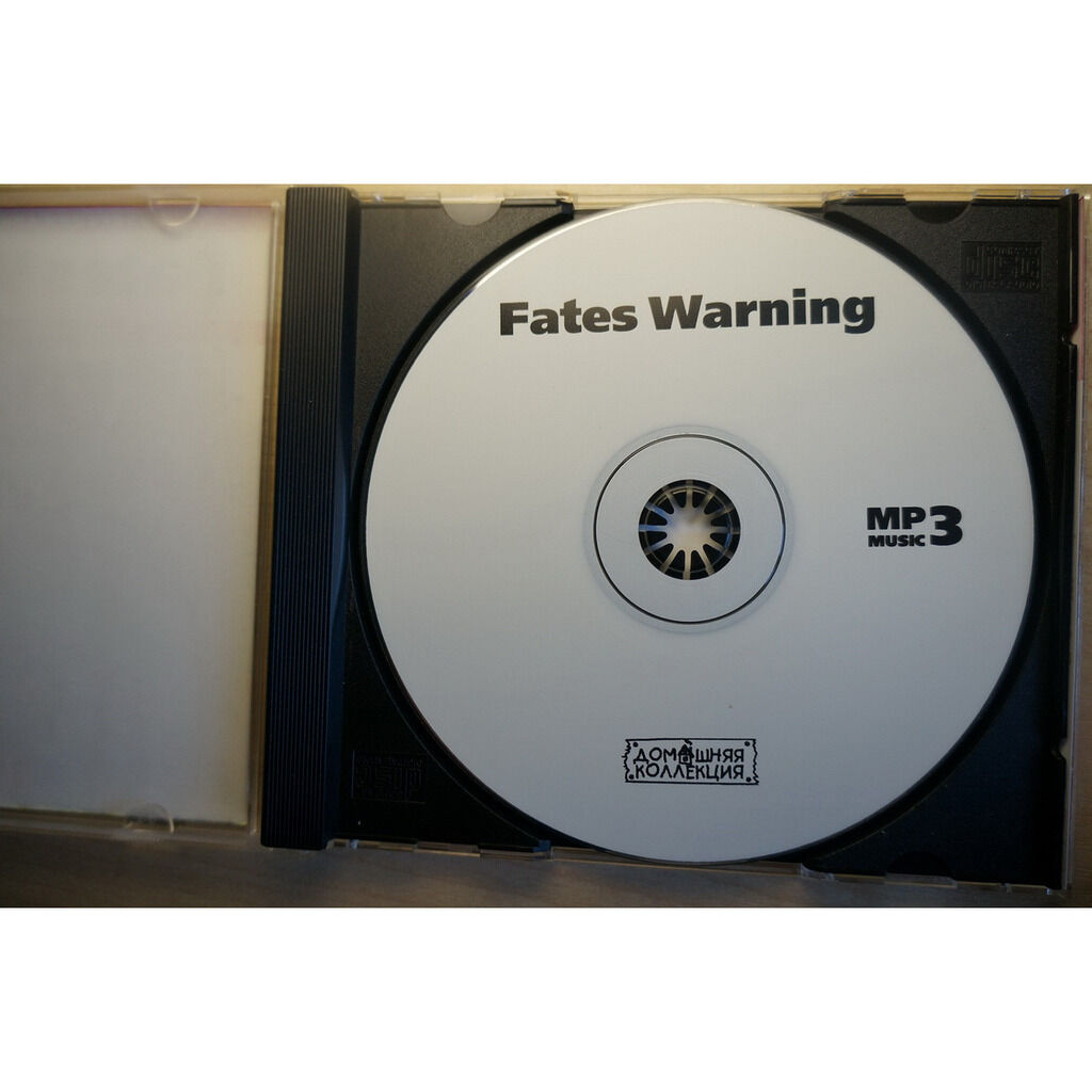 Fates Warning MP3 Home Collection (9 albums, 1984-2000)