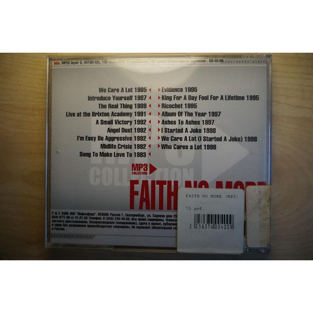 Faith No More MP3 Collection