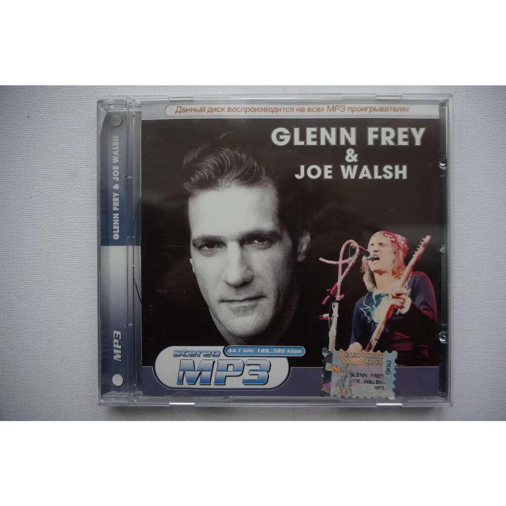 Glenn Frey & Joe Walsh MP3 Collection