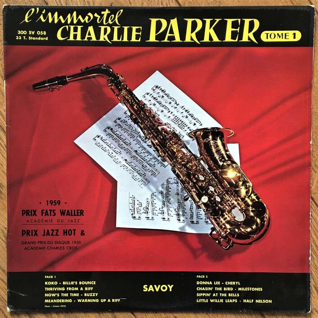 Charlie Parker l'immortel charlie parker tome 1