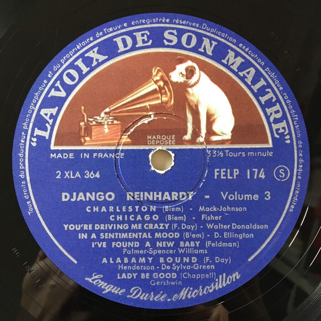 Django Reinhardt Django - Volume 3