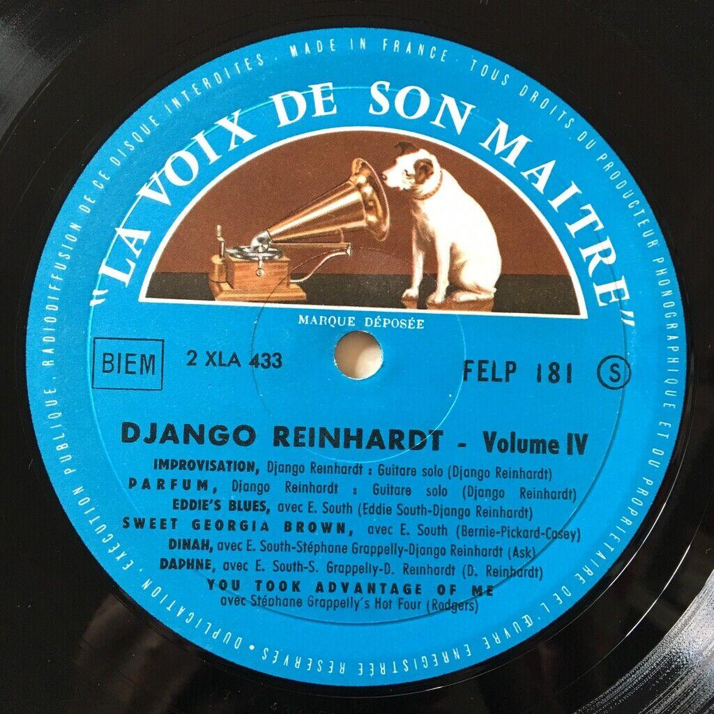 Django Reinhardt Django - Volume 4