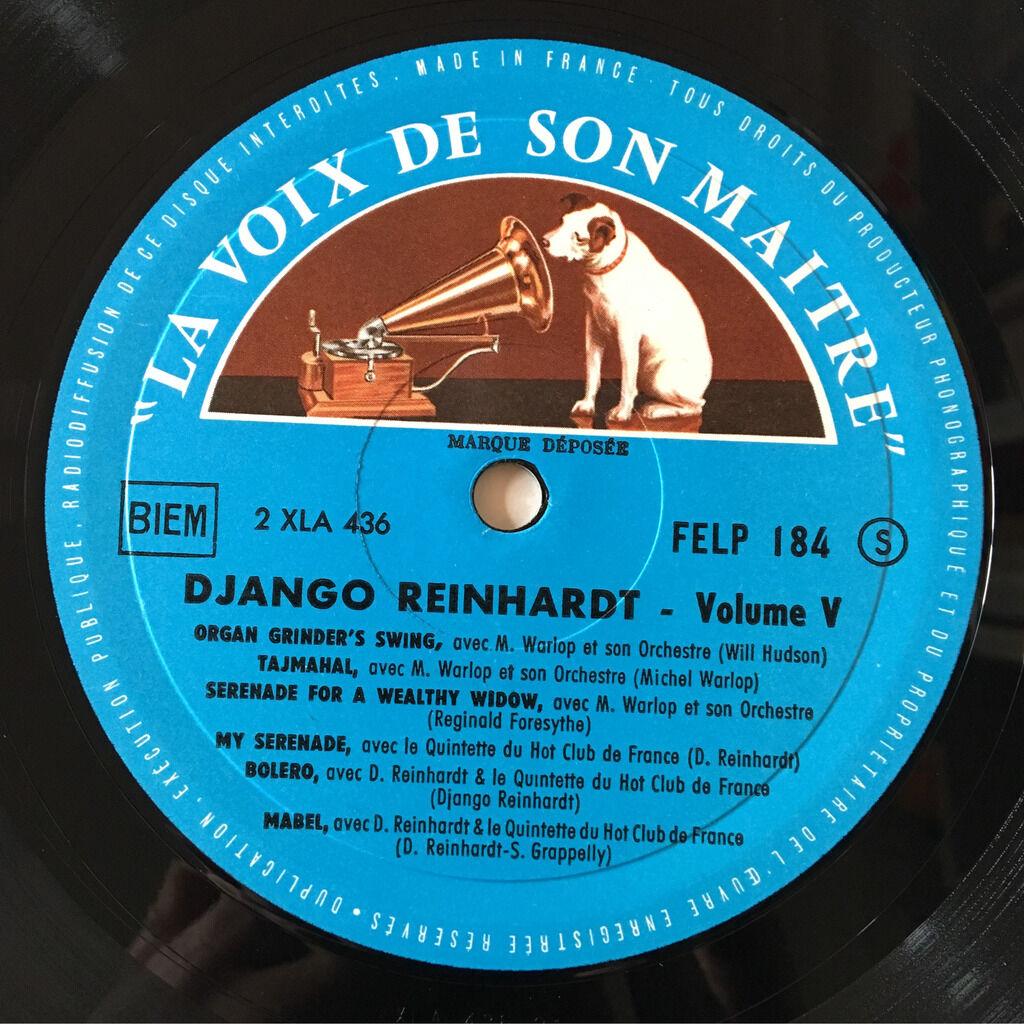Django Reinhardt - Django Volume V Django - Volume 5