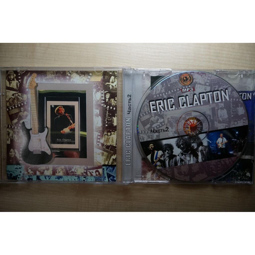 Eric Clapton MP3 Collection - part 2