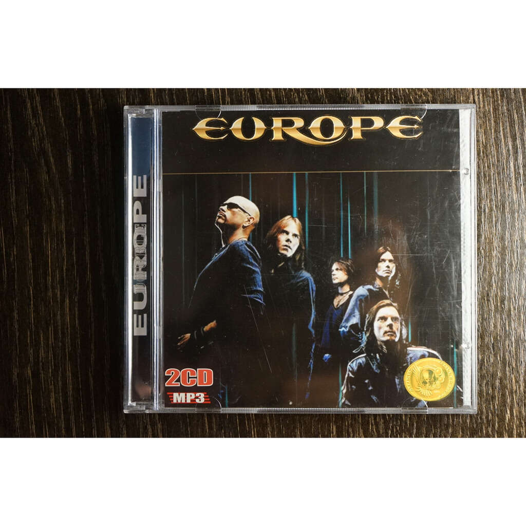 Europe MP3 Collection (2 CD)