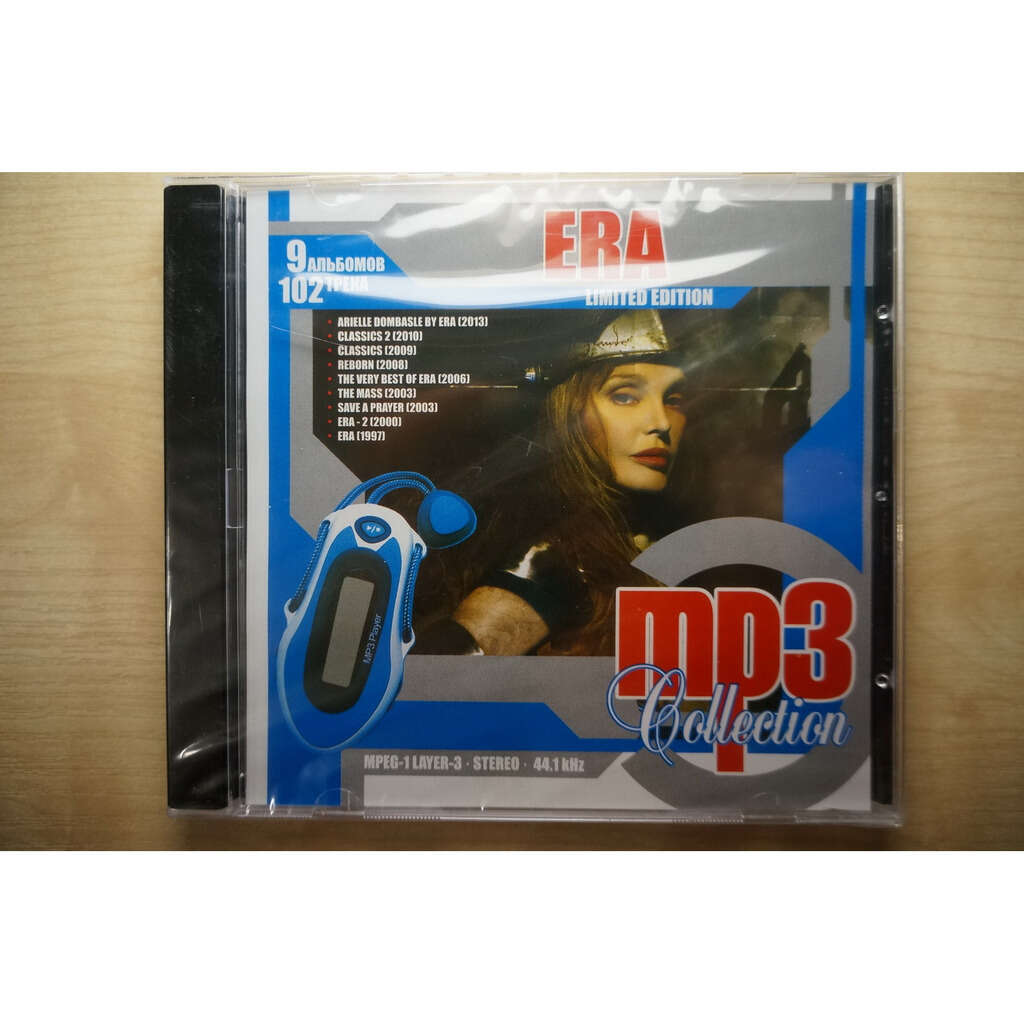 Era MP3 Collection - Limited Edition (9 albums; 102 tracks)