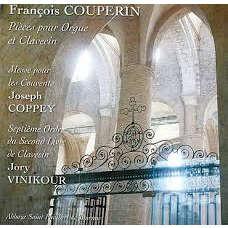 Francois Couperin/ J.COPPEY/ J.VINIKOUR Pieces POUR ORGUE ET Clavecin